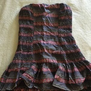 French Connection tube dress size 6
